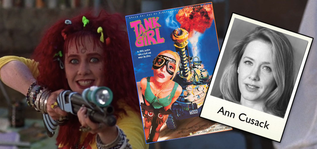 10 Characters Dropped from the Final Cut - Tank Girl (1995) - Ann Cusack
