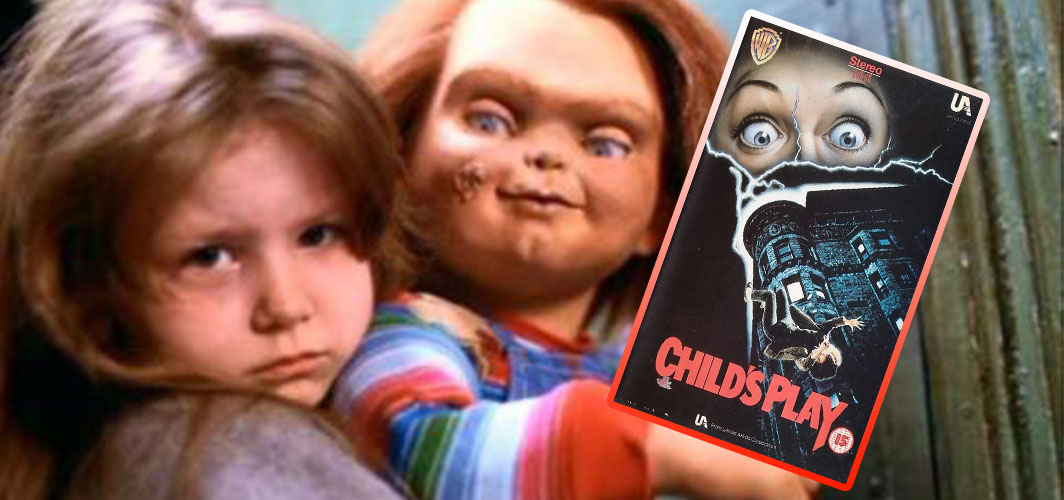 10 Characters Dropped from the Final Cut - Child's Play (1988) - Mona