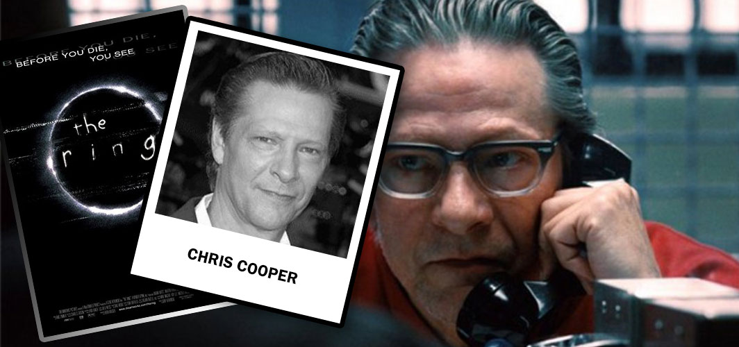 10 Characters Dropped from the Final Cut - The Ring (2002) - Chris Cooper