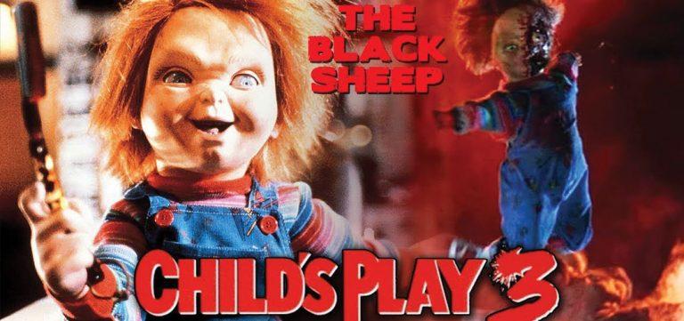 Child's Play 3 - The Black Sheep