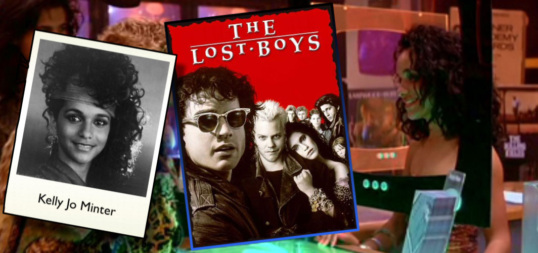 10 Characters Dropped from the Final Cut - Lost Boys (1987) – Maria