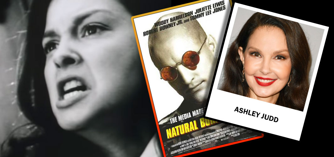 10 Characters Dropped from the Final Cut - Natural Born Killers (1994) - Ashley Judd