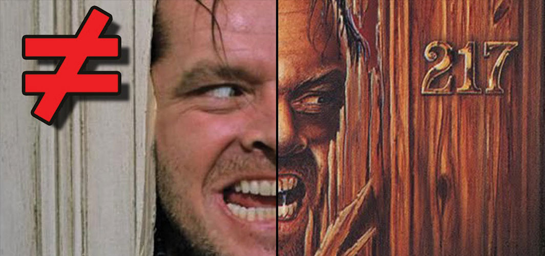 The Shining – What's the Difference?