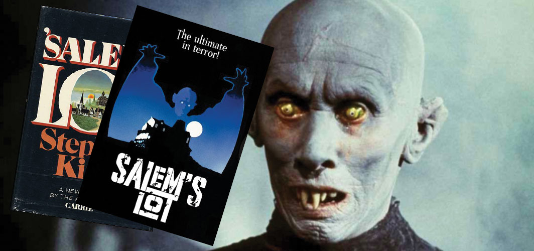 Salem's Lot - Stephen King vs Directors
