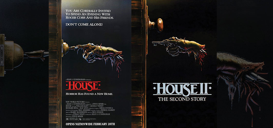 House + House 2 - Movie Poster Clichés – Duplicates