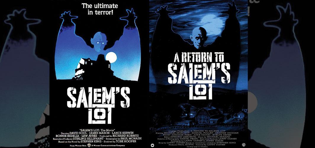 Salem's Lot + Return to Salem's Lot - Movie Poster Clichés – Duplicates