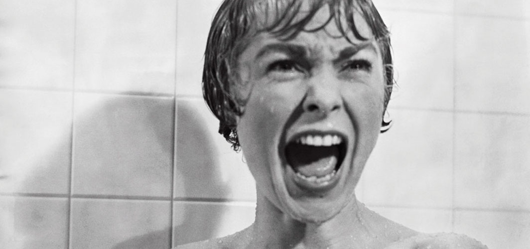 Psycho (1960) - 11 Scariest Shower Scenes in Horror