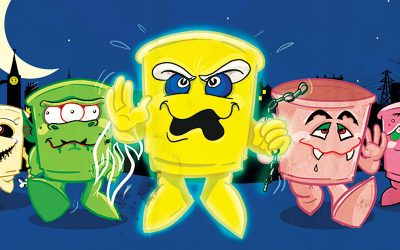 Remembering – Fiendish Feet