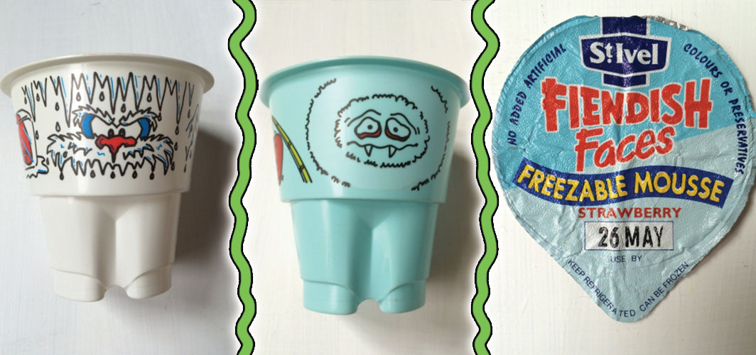 Freezable Mousse - Remembering - Fiendish Feet - Horror Land