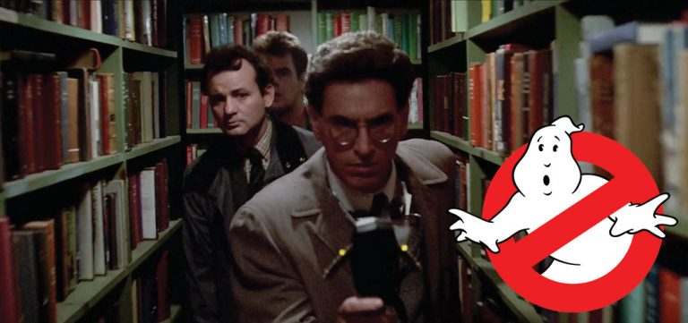 How Do the Ghostbusters Classify Ghosts? - Horror Land