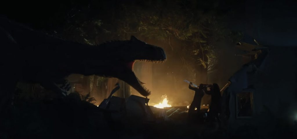 Check Out the Brand New Short Film 'Jurassic World: Battle at Big Rock'! - Horror Land