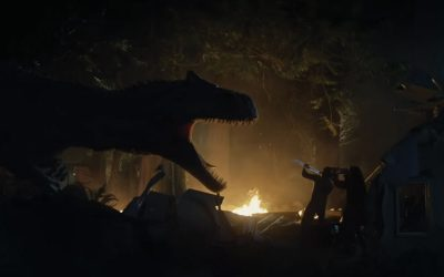 Check Out the Brand New Short Film 'Jurassic World: Battle at Big Rock'!