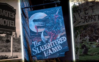10 Terrifying Horror Signs from Films