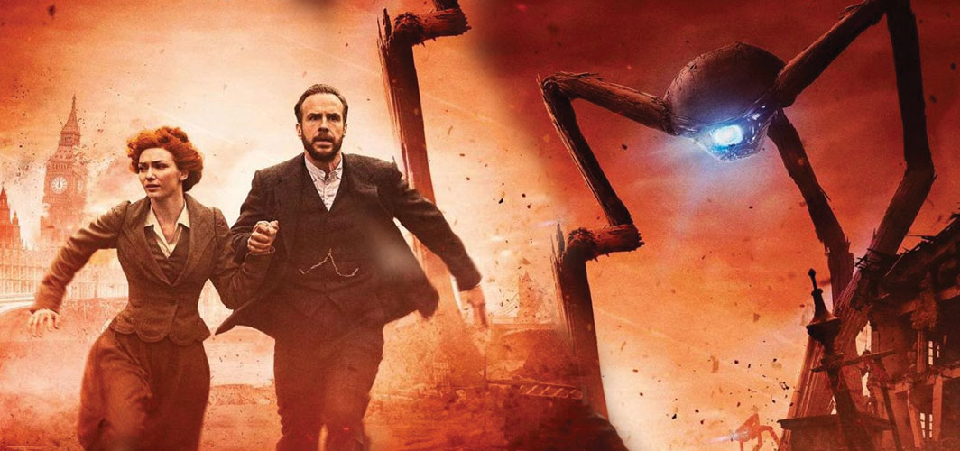 BBC's War of the Worlds Trailer is a Million to One!