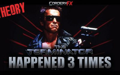 The Terminator (1984) Happened 3 times