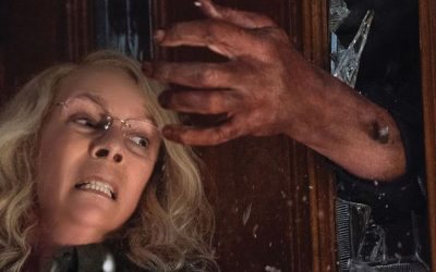 Laurie Strode Looks Thrashed in Halloween Kills!