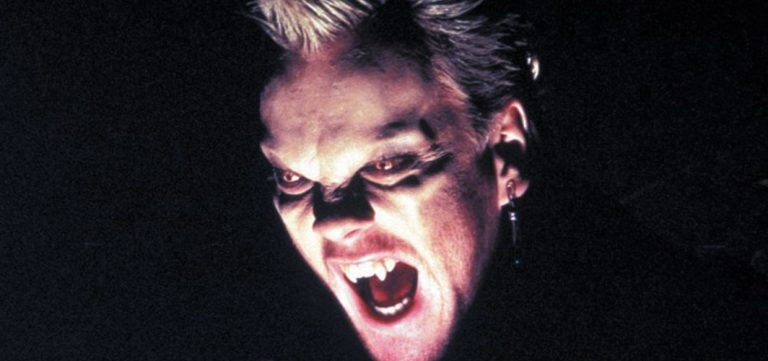 Kiefer Sutherland Recalls Eating a Man's Head in 'Lost Boys'!