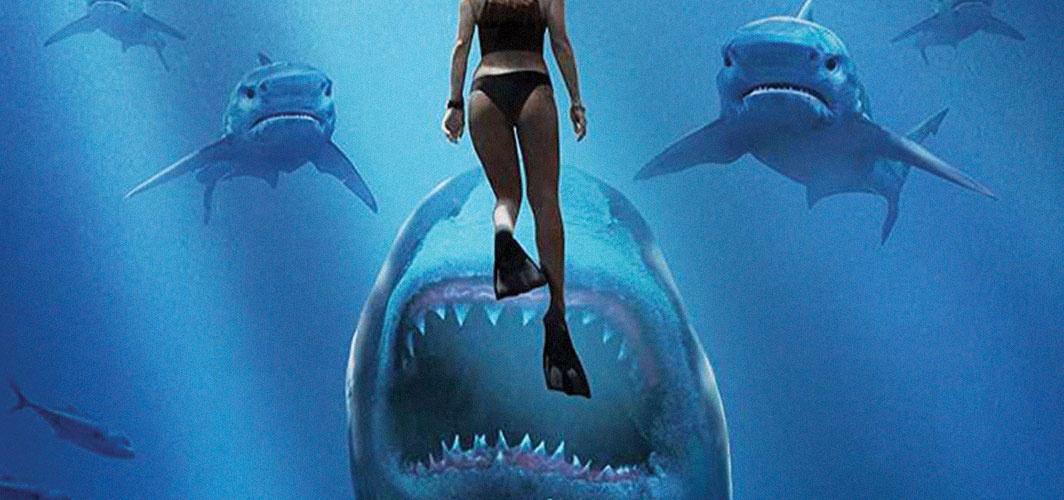 10 Things You Didn't Know About Deep Blue Sea - Horror Land
