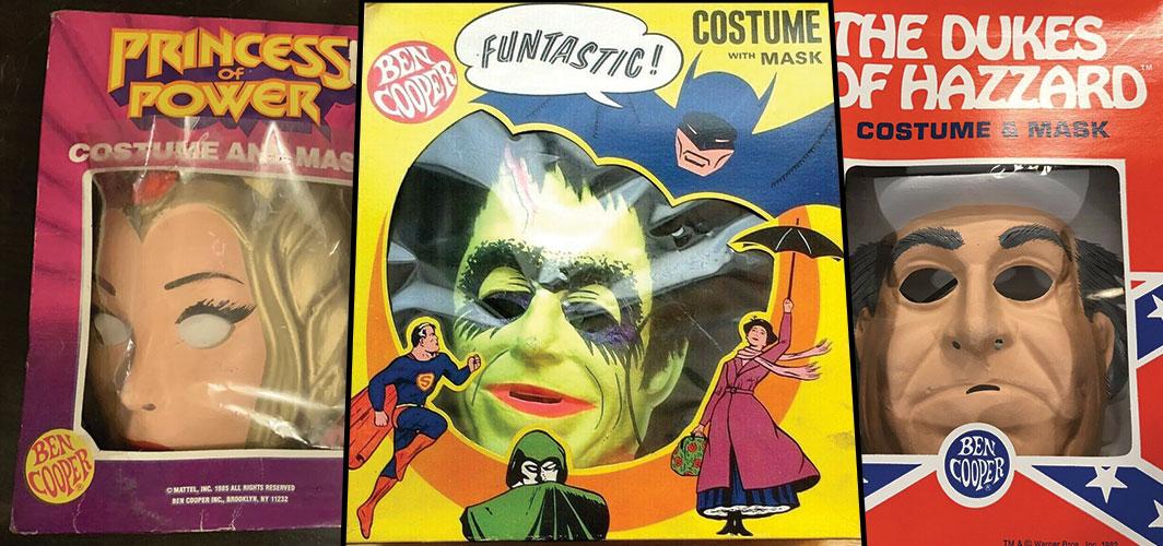 Remembering – Plastic Halloween Masks of the 1980s - Horror Land