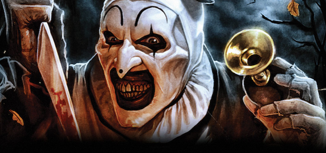 First Look at Art The Clown in 'Terrifier 2'