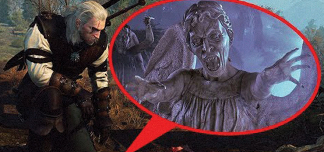 Horror Land Presents - 10 Disturbing Video Game Secret Areas You Regret Finding