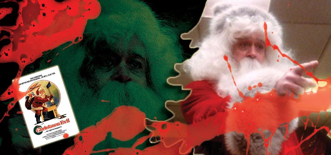 Christmas Evil (1980) - 20 killer Santas from Film and TV - Horror Land