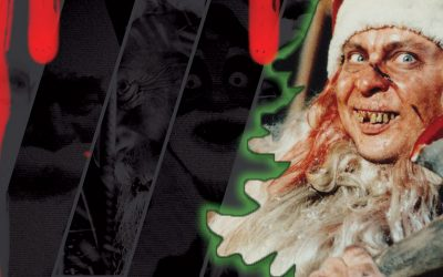 20 killer Santas from Film and TV