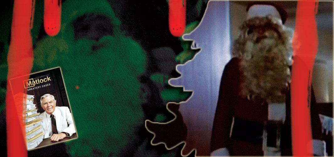 Matlock: Season 1 - Santa Claus (1986) - 20 killer Santas from Film and TV - Horror Land