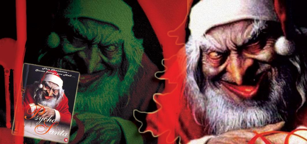 Psycho Santa (2003) - 20 killer Santas from Film and TV - Horror Land