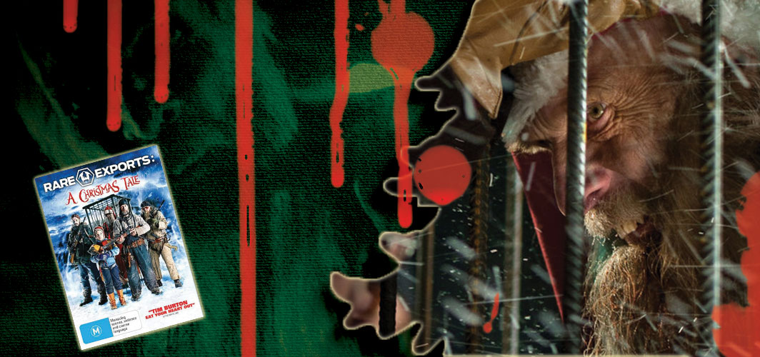 Rare Exports: A Christmas Tale (2010) - 20 killer Santas from Film and TV - Horror Land
