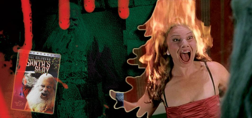 Santa's Slay (2005) - 20 killer Santas from Film and TV - Horror Land