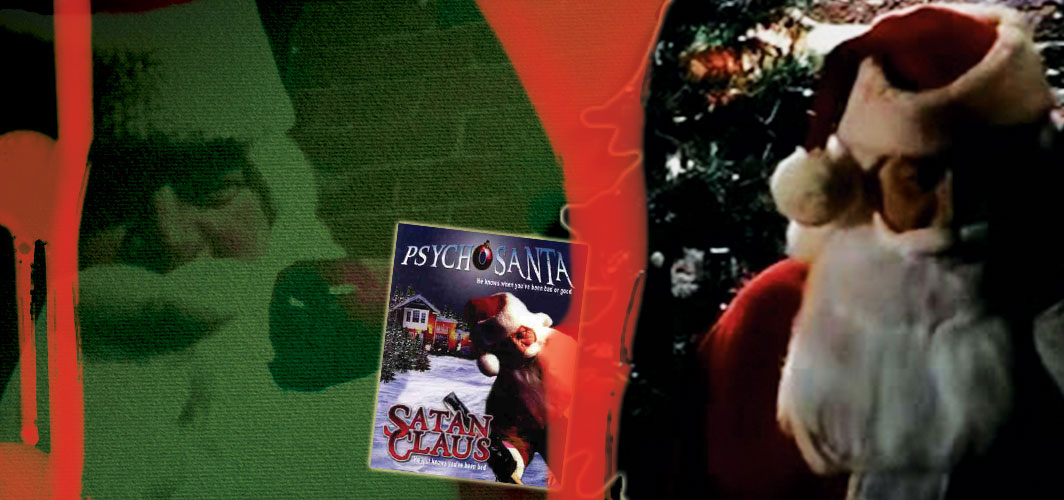 Satan Claus (1996) - 20 killer Santas from Film and TV - Horror Land