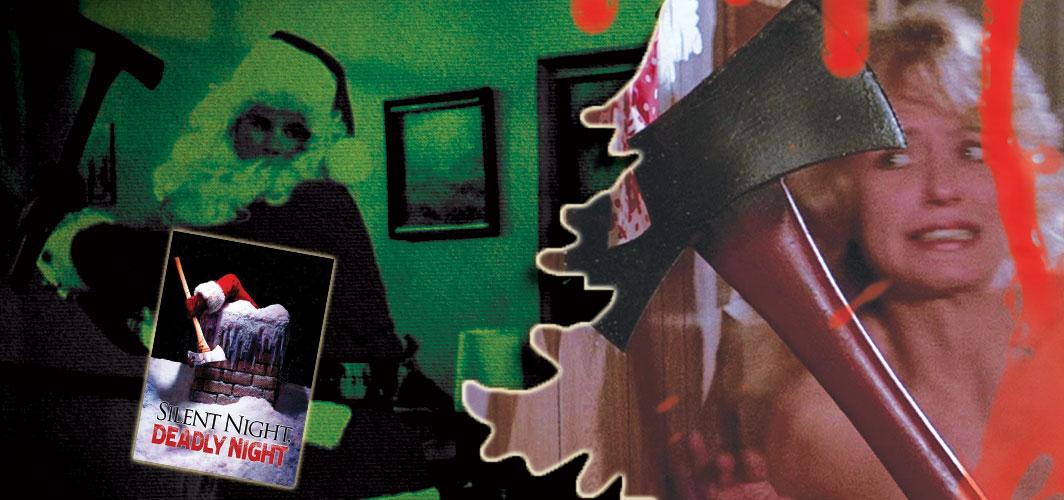 Silent Night, Deadly Night (1984) - 20 killer Santas from Film and TV - Horror Land