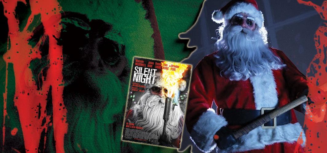 Silent Night (2012) - 20 killer Santas from Film and TV - Horror Land