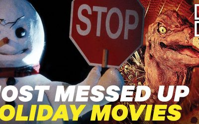 Holiday Horror Movies to NOT Watch With Your Family