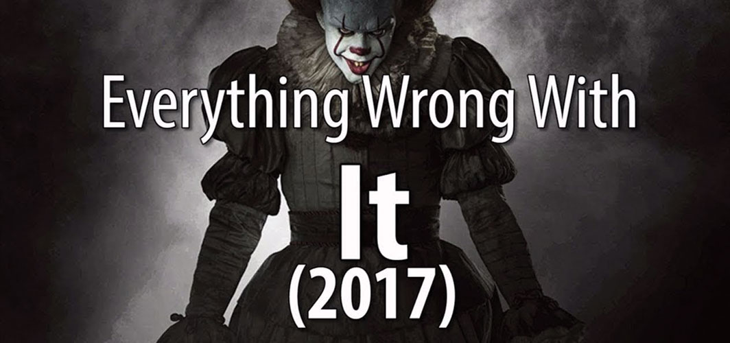 Everything Wrong With It & It Chapter Two