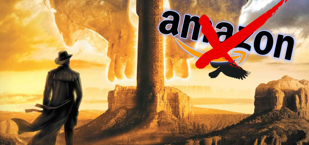 Amazon Kills 'The Dark Tower' TV Series - Horror News - Horror Land