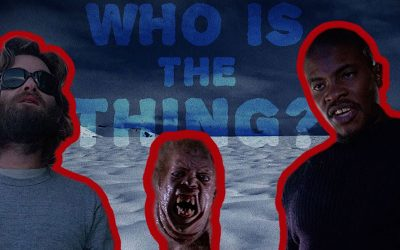 The Thing – Infection Timeline