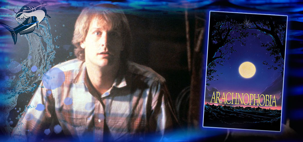 Arachnophobia - Fish out of Water Horror Films - Horror Land
