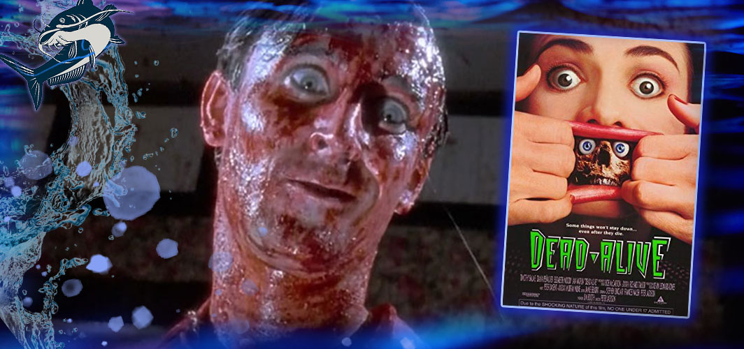 Dead Alive – (Aka Brain Dead) (1993) - Fish out of Water Horror Films - Horror Land