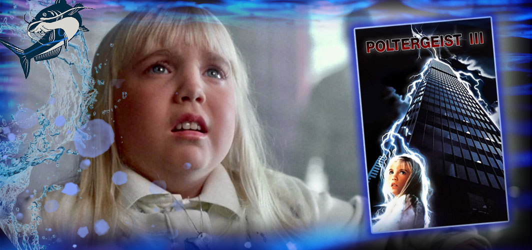 Poltergeist 3 (1988) - Fish out of Water Horror Films - Horror Land