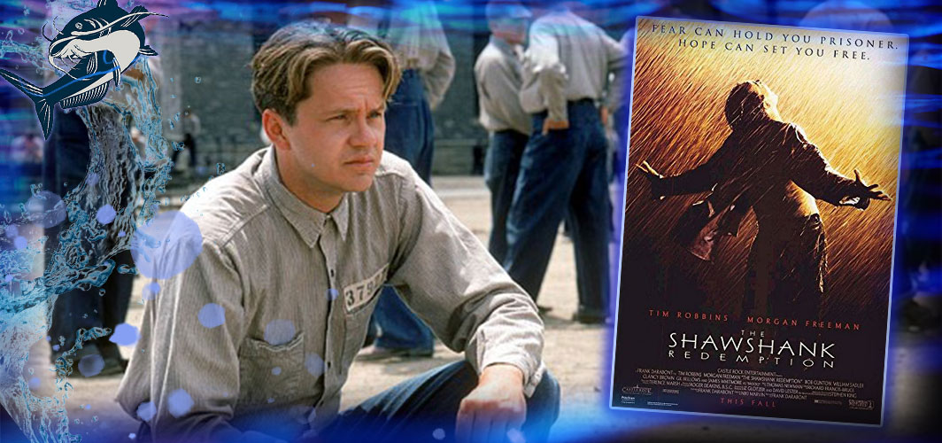 The Shawshank Redemption (1994) - Fish out of Water Horror Films - Horror Land