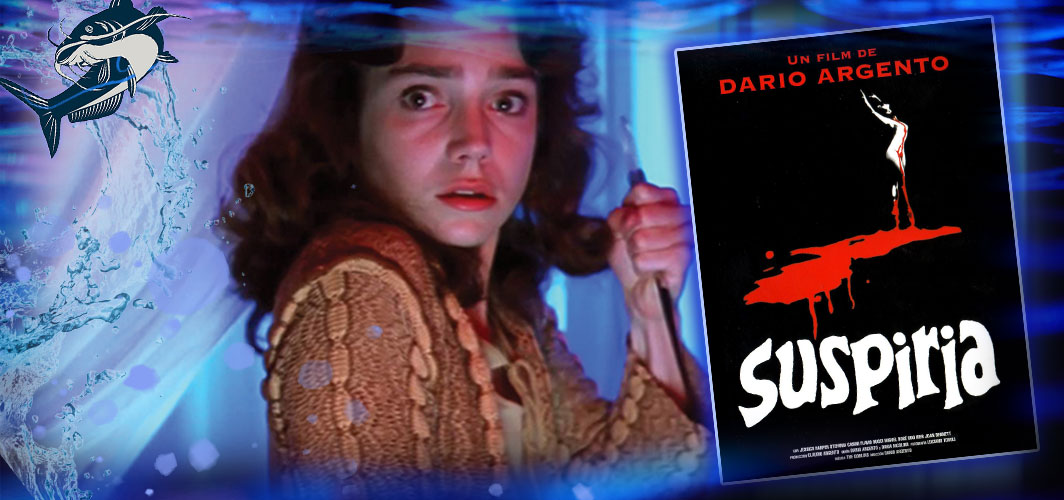 Suspiria (1977) - Fish out of Water Horror Films - Horror Land