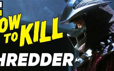 How to Kill Shredder