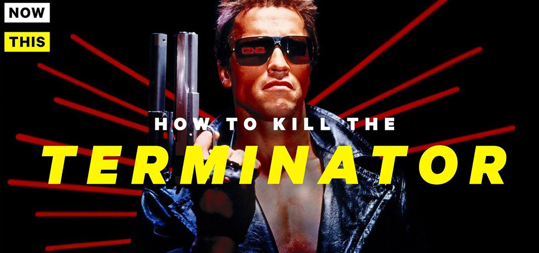 Horror Land Presents - How to Kill the Terminator - Horror Videos