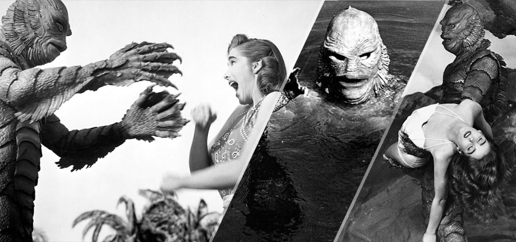 Creature from the Black Lagoon - The Beast Wants a Bride - Horror Land