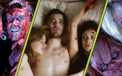 15 Horror Films for Valentine's Day