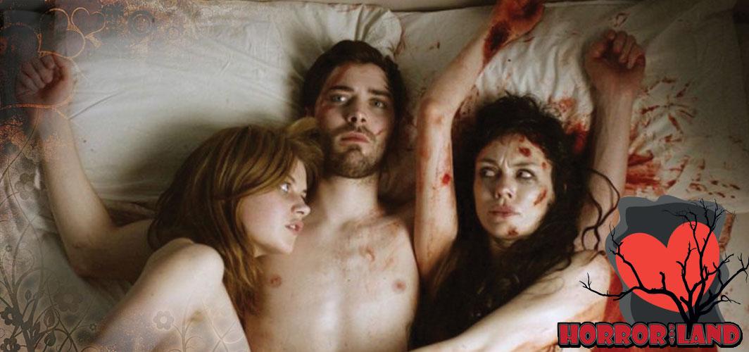 Nina Forever (2015) - 15 Horror Films for Valentine's Day – Horror.Land