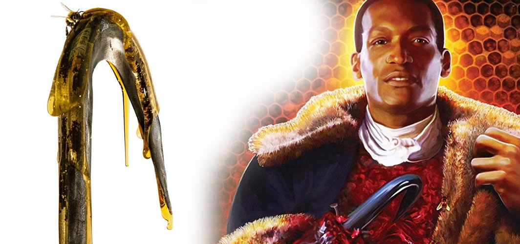 New Candyman Poster and Teaser Buzz in!
