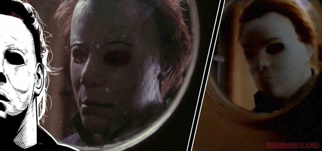Michael Myers Mishap - The Ever-Changing Halloween H20 Mask - Horror Land